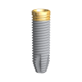 NobelParallel Conical Connection TiUltra RP 4.3 x 15 mm