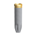 NobelParallel Conical Connection TiUltra RP 5.0 x 18 mm