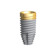 NobelParallel Conical Connection TiUltra WP 5.5 x 11.5 mm