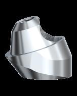 Brånemark System Zygoma Multi-unit RP 17° 3 mm (maschiniert)