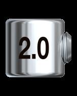 Bohrerstopp  Ø 2 mm