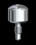Gingivaformer Brånemark System NP Ø 4,5 x 3 mm