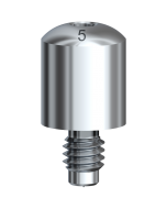 Gingivaformer Brånemark System WP Ø 5 x 5 mm