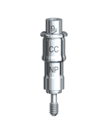 Guided Verankerungsabutment Conical Connection NP