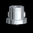 On1 Universal Abutment nicht rotationsgesichert WP 1,25 mm