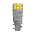 Nobel Biocare N1™ TiUltra™ TCC NP 3,5 x 9 mm
