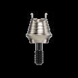 Universal Base nicht rotationsgesichert Außensechskant  NP 1,5 mm