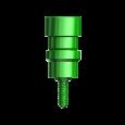 Guided Zylinder mit Pin Unigrip NobelReplace 6.0