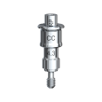 Guided Verankerungsabutment Conical Connection RP 4,3