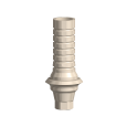 NobelProcera Wax-up Hülse rotationsgesichert Conical Connection RP für ASC Abutment