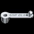 Guided Bohrerführung 6.0/WP auf Ø 2,8 mm