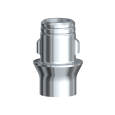 Universal Base Außensechskant-Verbindung NP 3 mm