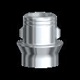 Universal Base Außensechskant-Verbindung WP 3 mm