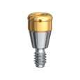 Locator® Abutment Conical Connection RP 1,0 mm
