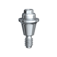 Multi-unit Abutment Plus Conical Connection RP 1,5 mm