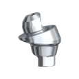 17° Multi-unit Abutment Plus Conical Connection RP 2,5 mm