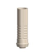 Temporary Abutment Plastic Non-engaging NobelReplace NP
