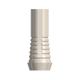 Temporary Abutment Plastic Engaging Brånemark System RP