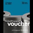 NobelProcera® Voucher Ti Implant Bar (IBO) 6-12 implants