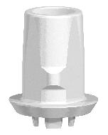 NobelPearl Ceramic Base Engaging Inter-X WP