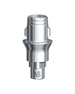 Universal Base Tri-Channel Connection NP 3 mm