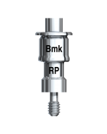 Guided Template Abutment with Screw Brånemark System RP