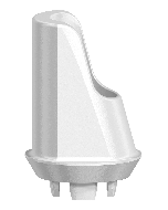 NobelPearl 15° Abutment Inter-X RP 1 mm