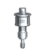 Guided Template Abutment Conical Connection RP 5.0