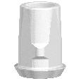 NobelPearl Ceramic Base Non-Engaging Inter-X RP