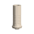 Temporary Abutment Plastic Non-engaging NobelReplace WP