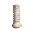 NobelProcera Wax-up Sleeve Non-Engaging Conical Connection WP
