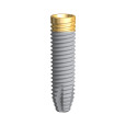 NobelParallel Conical Connection TiUltra NP 3.75 x 15 mm