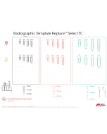 Replace Select TC Radiographic Template