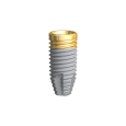 NobelParallel Conical Connection TiUltra RP 4.3 x 10 mm