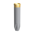 NobelParallel Conical Connection TiUltra RP 4.3 x 18 mm