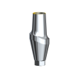 Esthetic Abutment Conical Connection RP 4.5 mm