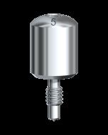 Healing Abutment Brånemark System NP Ø 4.5 x 5 mm