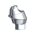 17° Multi-unit Abutment Conical Connection WP 2.5 mm