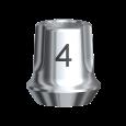Snappy Abutment 4.0 Brånemark System NP 1 mm