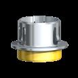 Metal Adapter Implant Bridge Lab CC RP