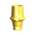 Try-in Snappy Abutment CC RP 4.0 1.5 mm