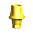Try-in Snappy Abutment CC RP 5.5 1.5 mm