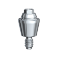 Multi-unit Abutment Conical Connection WP 1.5 mm