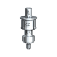 Guided Template Abutment Conical Connection WP 5.5