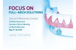 Converting Denture to Interim Hybrid Prosthesis for All-on-4® treatment concept