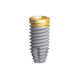 NobelParallel Conical Connection TiUltra RP 5.0 x 11.5 mm