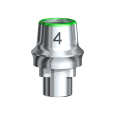 Snappy Abutment 4.0 NobelReplace 6.0 1.5 mm