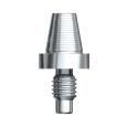 QuickTemp Abutment Conical Brånemark System WP