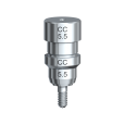 Guided Cylinder with Pin Conical Connection WP 5.5
