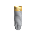 NobelParallel Conical Connection TiUltra RP 4.3 x 13 mm